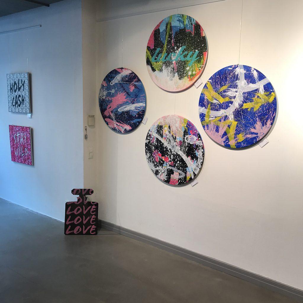 Pop-Up-Galerie Krefeld Sascha Dahl