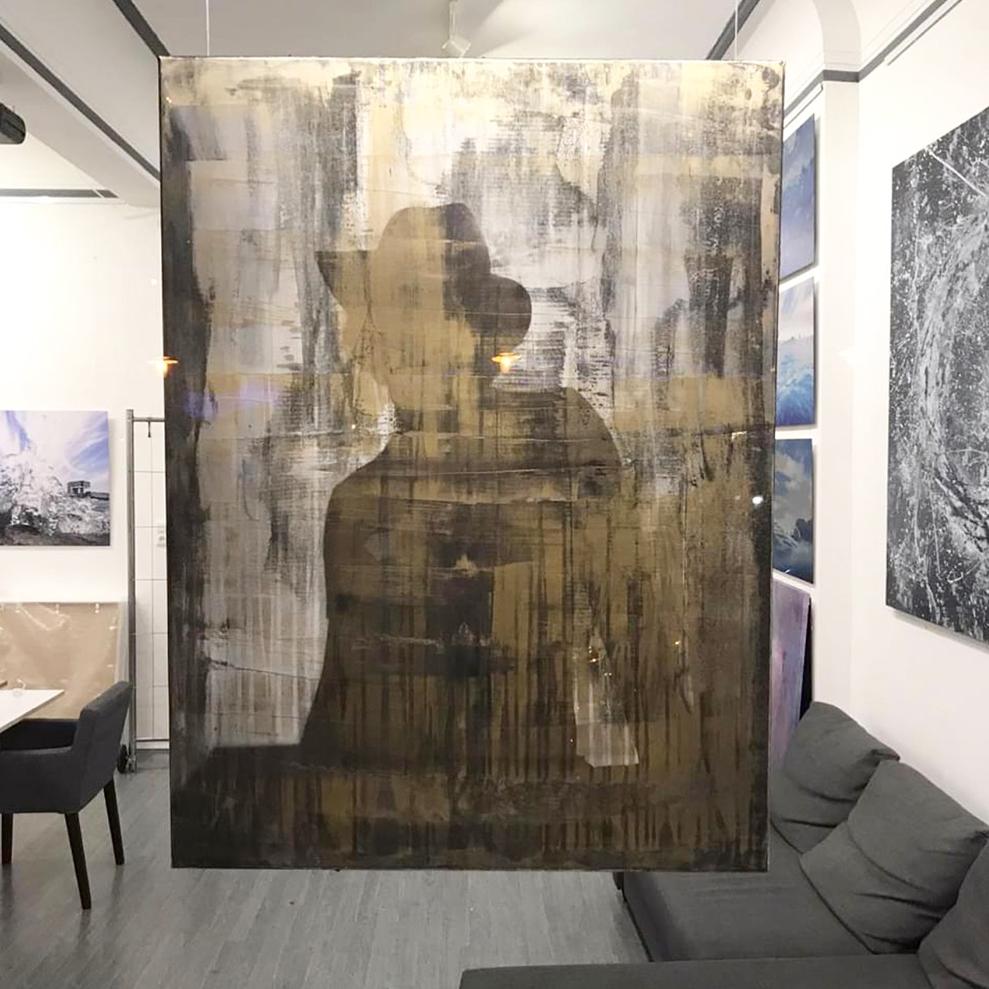 Malerei Sascha Dahl
