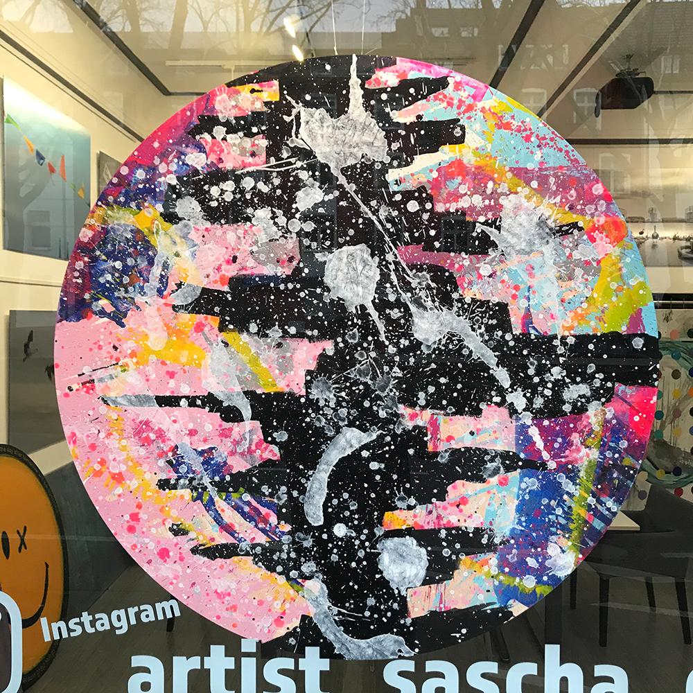 Malerei Sacha Dahl